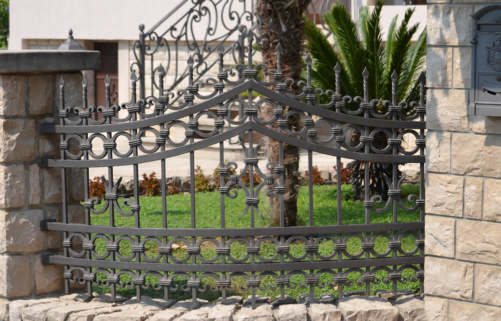 Canberra Wrought Iron Fences and Railings