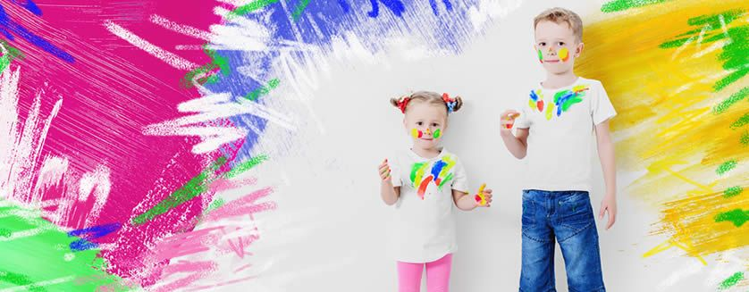 How To Choose Interior Paints For Kids Rooms