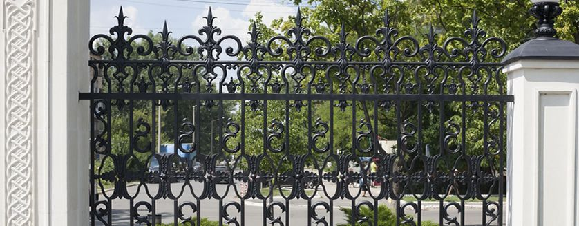 Benefits of Wrought Iron Fencing and Railings