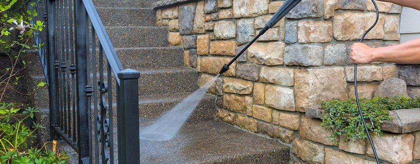 The Advantages of High Pressure Cleaning