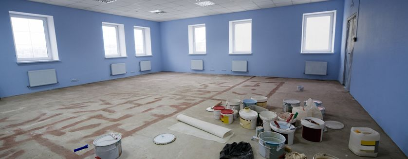 Professional House Painters Know How to Prioritize Your Rooms
